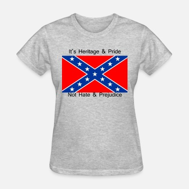 Confederate White Flag Confederate Flag - Women's T-Shirt