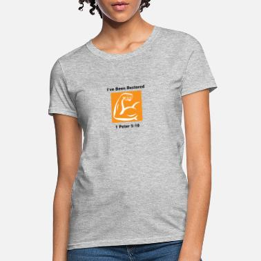 Restore Restored - Women's T-Shirt