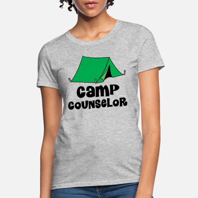 015398bfc1b9 Shop Camp Counselor T-Shirts online