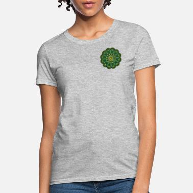 Garden mandala vegetable garden - Women's T-Shirt