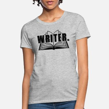 Valentine Typewriter Writer In Vintage Typewriter Text Shirt - Women's T-Shirt