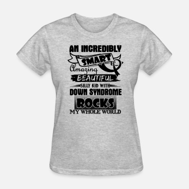 Downs-syndrome Down Syndrome Shirt - Down Syndrome T shirt - Women's T-Shirt