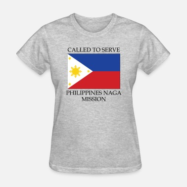 Naga Philippines Naga LDS Mission Called to Serve - Women's T-Shirt
