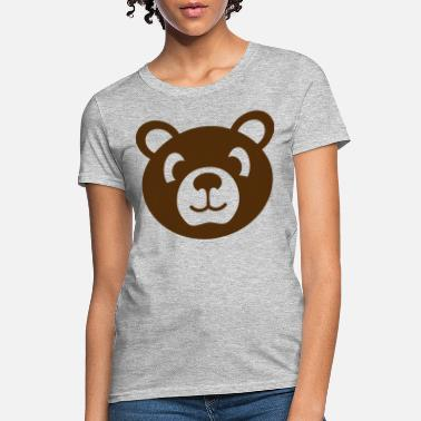 Stuffed Animal bear wild animal stuffed animal - Women's T-Shirt