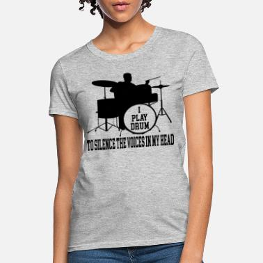 Shop Playing Drums T-Shirts online | Spreadshirt
