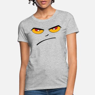 Rage Face Comic Angry funny face comic - Women's T-Shirt