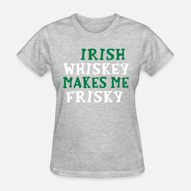 Whiskey Irish irish whiskey - Women's T-Shirt