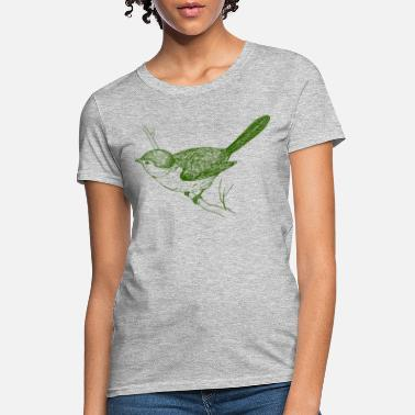 Bird Illustration bird illustration - Women's T-Shirt