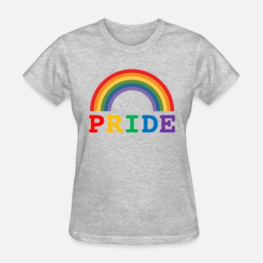 Pride Full Rainbow | LGBT - Women's T-Shirt