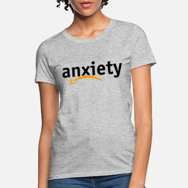 Logo Anxiety Amazon Logo - Women's T-Shirt