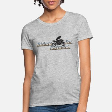 Rider for Farmers - Women's T-Shirt
