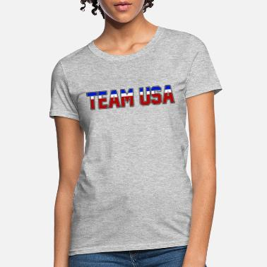 Team Usa team usa - Women's T-Shirt