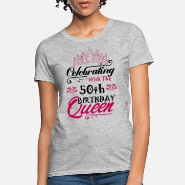 50th Birthday Party Celebrating With The Queen