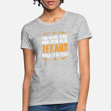 Texan texans - Women's T-Shirt