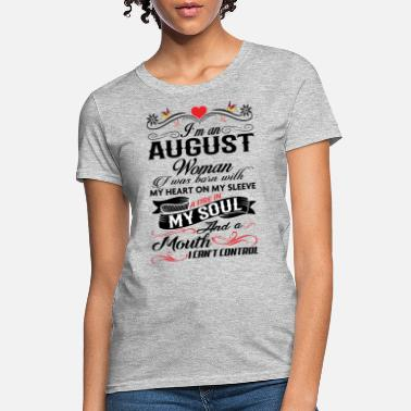 August AUGUST WOMAN - Women's T-Shirt