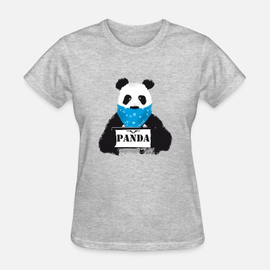 Gangster Swag panda searched Gangster swag baer China - Women's T-Shirt