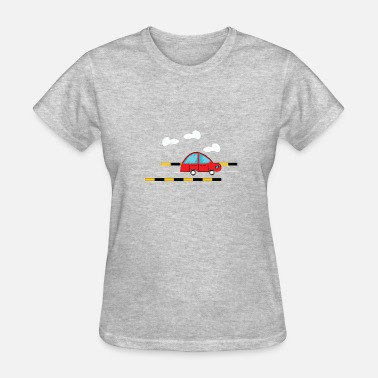 Drive In drive - Women's T-Shirt