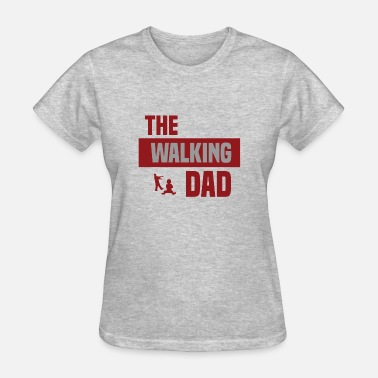 Walking Baby THE WALKING - Women's T-Shirt
