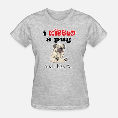 Pug Lover Funny Pug Lovers - Women's T-Shirt