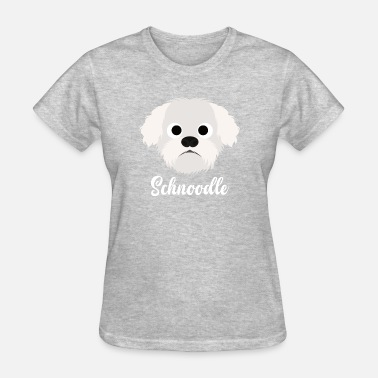 Schnoodle Schnoodle Dog - Schnoodle - Women's T-Shirt