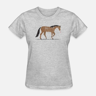 Horse Animal Horses Animals Horse - Women's T-Shirt