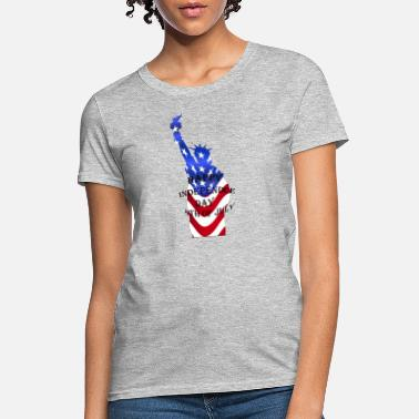 independence day Tshirt - Women's T-Shirt