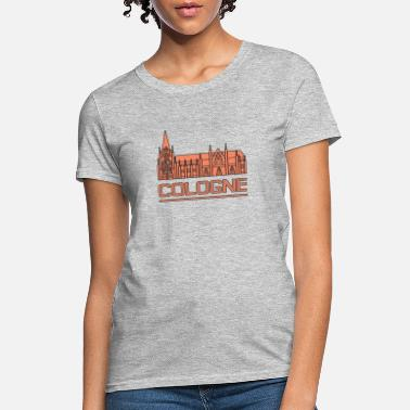 Cologne Cathedral Cologne Cathedral - Women's T-Shirt