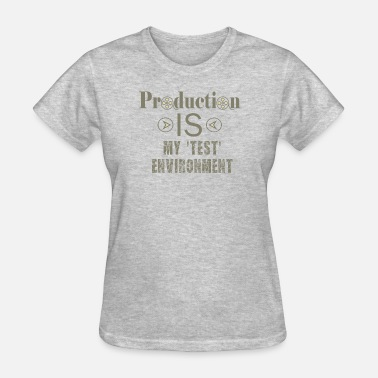 Windows test environment - Women's T-Shirt