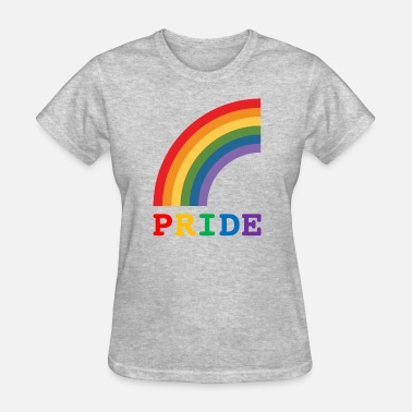 Pride Rainbow | LGBT - Women's T-Shirt
