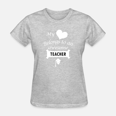 Teacher Birthday Gift Profession My Heart Present