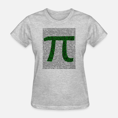 High-quality PI High Quality for Nerds - Women's T-Shirt