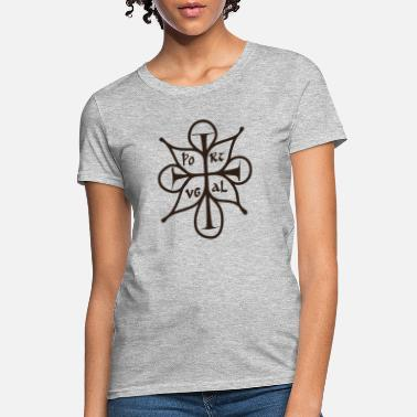 Rey Portuguese Royal Seal - Women's T-Shirt