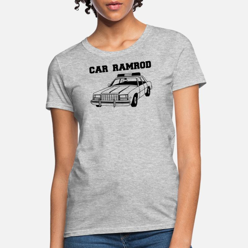 Shop Car Ramrod T-Shirts Online