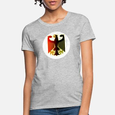 Germanic Tribes German Eagle T-hsirt - Women's T-Shirt