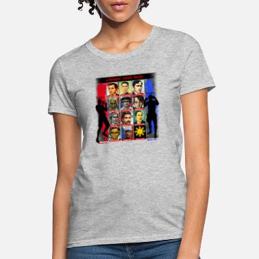 Philippine Hero Phillippines Choose your hero - Women's T-Shirt
