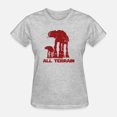 All Terrain All Terrain Star Wars - Women's T-Shirt