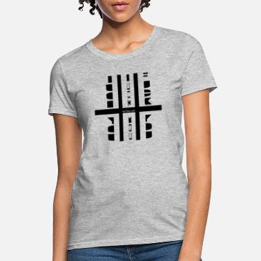 Fold Hidden Message Folding fucTees #01 | Sarcastic - Women's T-Shirt