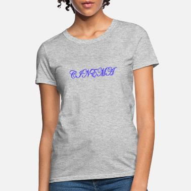 CINEMA - Women's T-Shirt