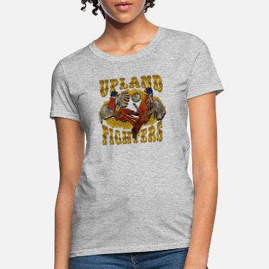 Pheasant upland_fighters - Women's T-Shirt
