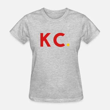 Kc Pride The Collective | KC - Red - Women's T-Shirt