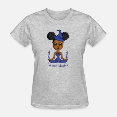 African American Leaders African American Water Witch - Women's T-Shirt