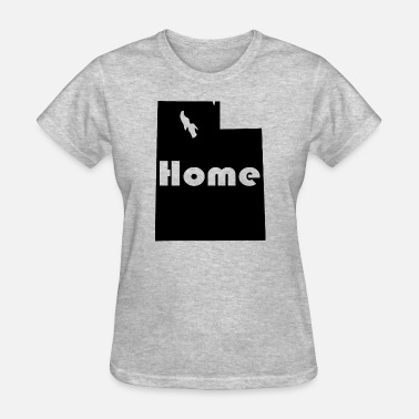Love Utah Utah - Women's T-Shirt