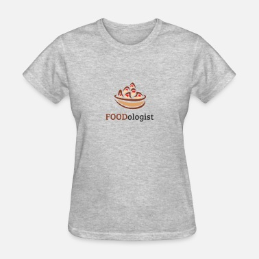Decor Foodologist Food Lover Cool Graphic Statement - Women's T-Shirt