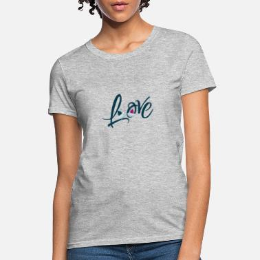Super Natural Love - Women's T-Shirt