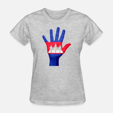 Cambodia Love cambodia - Women's T-Shirt
