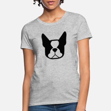 c033a3e5 Dog Sayings Funny Dog Head (Black) - Women's ...
