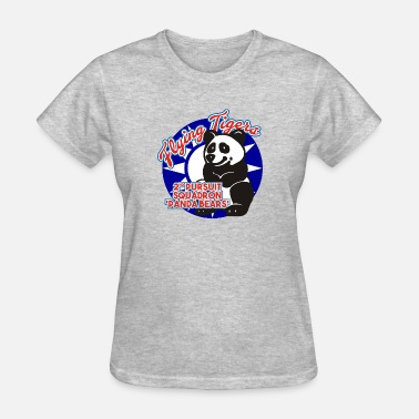 Avg AVG Flying Tigers - 2nd Pursuit 'Panda Bears' - Women's T-Shirt