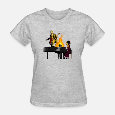 Time Lord Last of the Time Lords - Women's T-Shirt