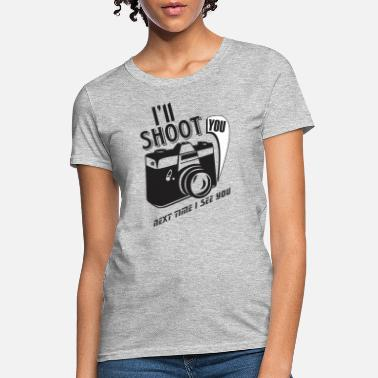 Photo Shooting Photo Shoot - Women's T-Shirt