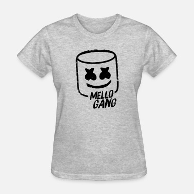 Marshmallow marsh-mello - Women's T-Shirt